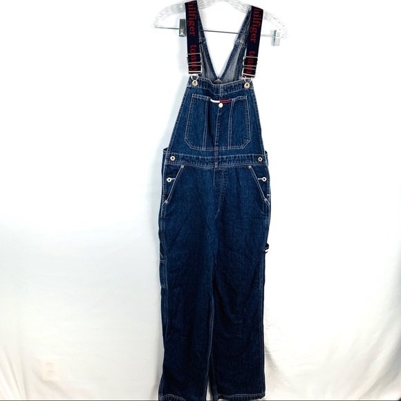 largest selection of 2019 professional most popular Vintage Tommy Hilfiger overalls MENS or WOMENS
